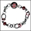 LIFETAG Medical ID Stretch Aluminum Beaded Bracelet - 342446